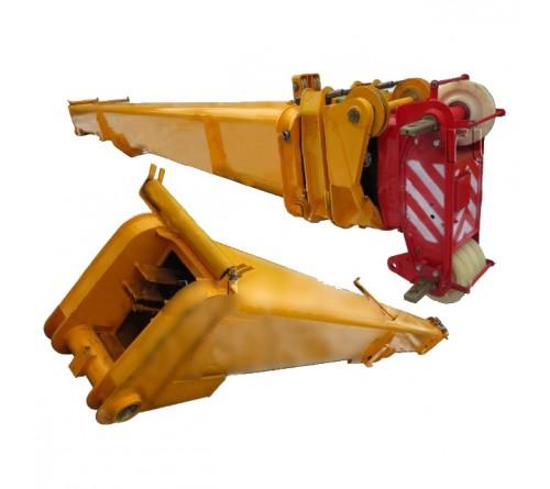 Стрела телескопическая КС 45717-1Р.63.100-1-01
